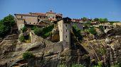 Grand Meteora Monastery, Greece