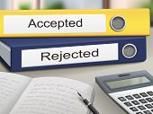 Accepted And Rejected Binders