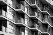 Balcony Pattern