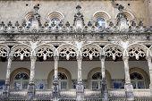 Facade Of The Royal Hunting Palace