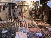 Fish Market, Santiago De Chile