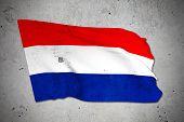 Old Netherlands Flag