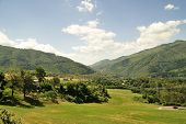 picture of apennines  - Italian countryside - JPG