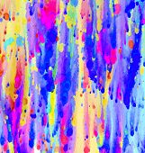 foto of wet  - Abstract watercolor background - JPG