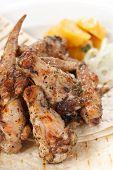 image of chicken wings  - Chicken wings  - JPG
