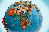 Flowered Africa