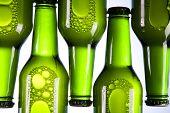 Three fresh beers