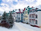 Beautiful Mount-tremblant Village