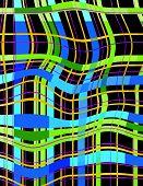 Wavy Stripes Texture