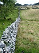 Irish Stone Wall
