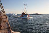 Fishing Boat Greenland