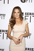 LOS ANGELES - APR 12:  Minka Kelly at the 'Gatorade G Series Fit Launch Event' at the SLS Hotel in L