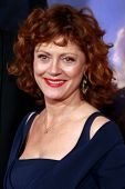 LOS ANGELES, CA - DEC 7: Susan Sarandon at the premiere of 'The Lovely Bones' held at the Mann's Gra