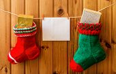 stockings poster