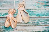 Two Pairs Of Ballet Shoes poster