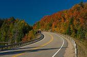 Autumn Colors, Colours Along Hwy 60 Corridor, Algonquin Provincial Park, Ontario, Canada