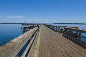 Crab Fishing Pier