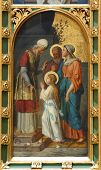 The Presentation of the Virgin Mary