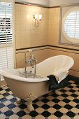Bath Room In Classic Style