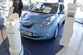 Denmark_nissan Electirc Car