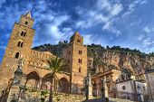 The Cathedral of Cefalu