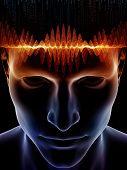 Virtualization Of Human Mind poster