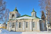 Lappeenranta, Finland. Orthodox Church
