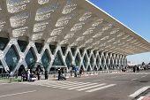 Flughafen Marrakesch, Marokko
