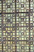 Vintage Metal Tile Pattern