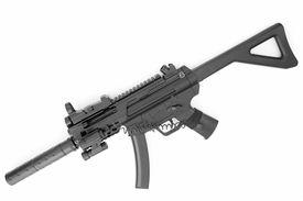 foto of tommy-gun  - tommy gun - JPG