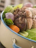 Pot Au Feu Belly Pork