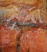 Aborigine Painting