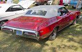 1972 Red Buick Skylark