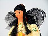 Arab Bedouin Woman Doll 2