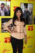 LOS ANGELES - JAN 23:  Mayte Garcia arrives at the
