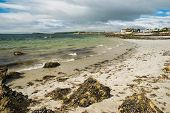 Beach In Galway