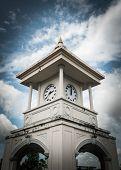 Clock Tower, Phuket, Thailand