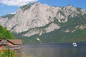 Lake Altausee,Styria,Austria