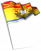 Flag Of New Brunswick (canada)