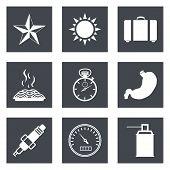Icons for Web Design set 29