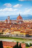 Florence Panorama, Italy