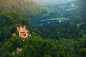 Lower Castle Of Schwangau