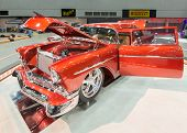 1956 Chevrolet (Chevy) Interpretation
