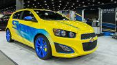 2014 Chevrolet (Chevy) Sonic Turbo