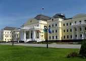 pic of ekaterinburg  - Manor in the center of Ekaterinburg Ural Russia - JPG