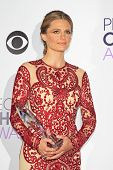 LOS ANGELES - JAN 8: Stana Katic at The People's Choice Awards at the Nokia Theater L.A. Live on Jan