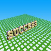 Business Concept Of Success