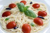 Spaghetti Close Up