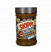 Jar Of Skippy Peanut Butter
