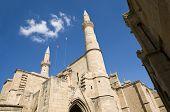 Catholic Cathedral Of Ayia Sofia, Nicosia